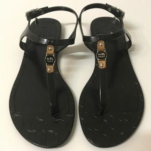 COACH piccadilly sandal size 37